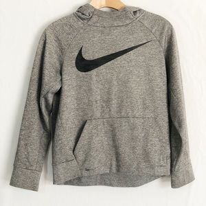 NIKE Dri Fit Pullover Hoodie Size Large Boys